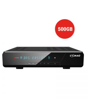 Comag Twin HD 500 GB