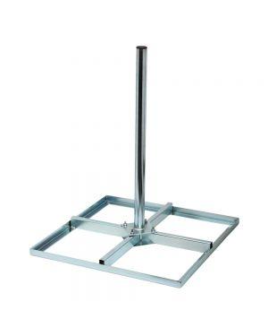 Balkonständer Holland 4x51 Stahl - g-verzinkt, RS 42*1,5mm, GP 50*50*3mm