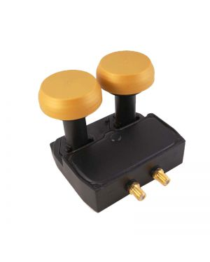 Micro Monoblock twin New GoldEdition 0,1 dB