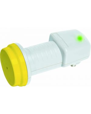 Micro Single EASYFIND DIGITAL LNB mit Logo