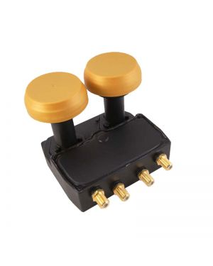 Micro Monoblock quad New GoldEdition 0,1 dB